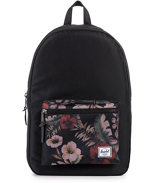 e30717cd38d Herschel Supply Co. Settlement Black   Hawaiian Camo 23L Backpack ...