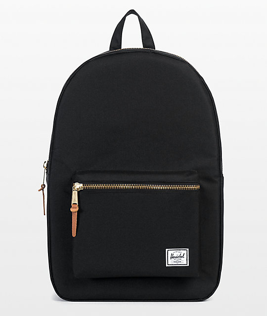 Herschel Supply Co. Settlement Black 11L Backpack