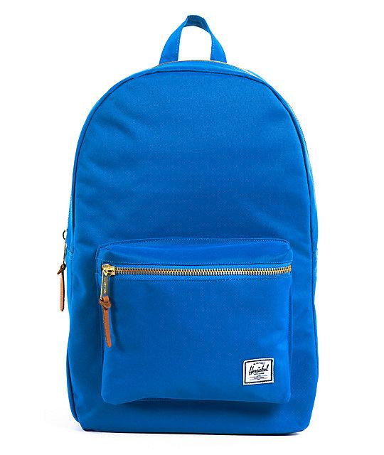 Herschel Supply Co Settlement Backpack: Herschel Supply Co. Settlement Cobalt Backpack
