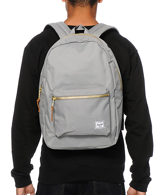 286bb7aa85f Settlement Grey 23L Backpack  Herschel Supply Co. Settlement Grey 23L  Backpack