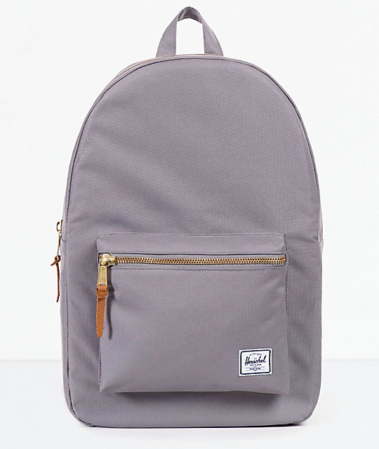 fe28db540e4 Herschel Supply Co. Settlement Grey Backpack