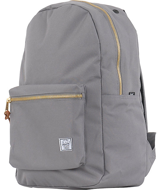 Herschel Supply Co. Settlement Grey Backpack