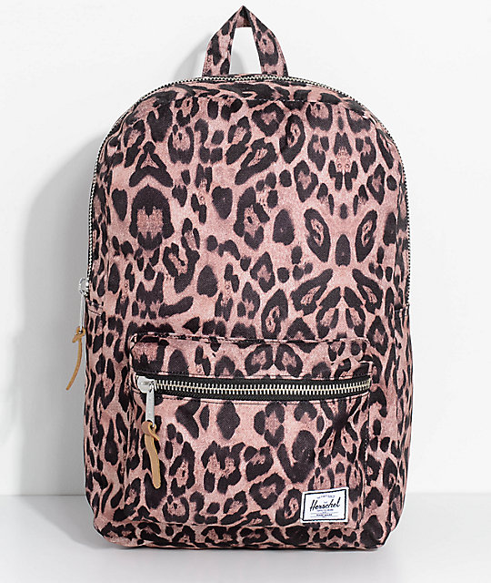 presenting online store classic style Herschel Supply Co. Settlement Leopard 17L Backpack