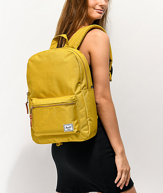 Herschel Supply Co. Settlement Mid Arrowwood Crosshatch Backpack