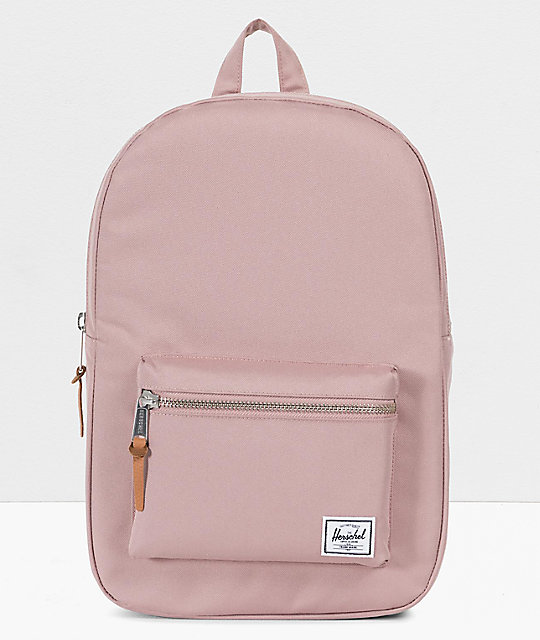 Herschel Supply Co. Settlement Mid Ash Rose Backpack  daa72c0623f7b