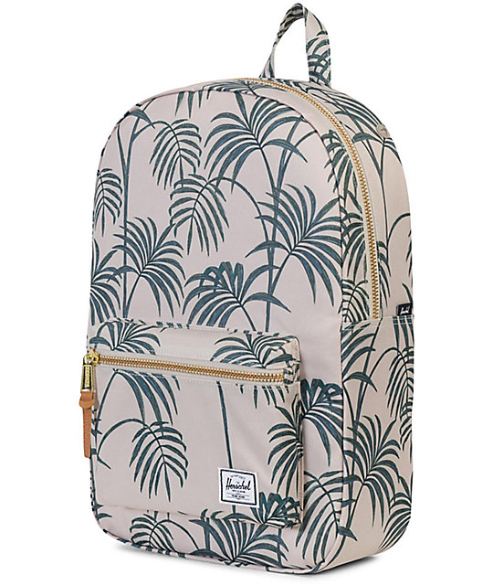 d86ad4eead2 Herschel Supply Co Settlement Pelican Palm 17l Backpack Zumiez