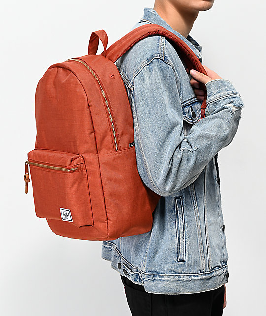 Herschel Supply Co. Settlement Picante Crosshatch mochila