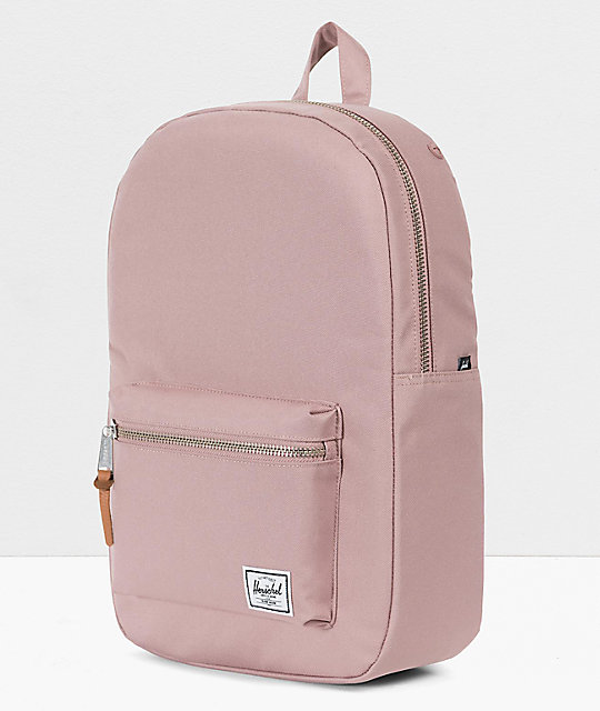 Herschel Supply Co. Settlement mochila rosa