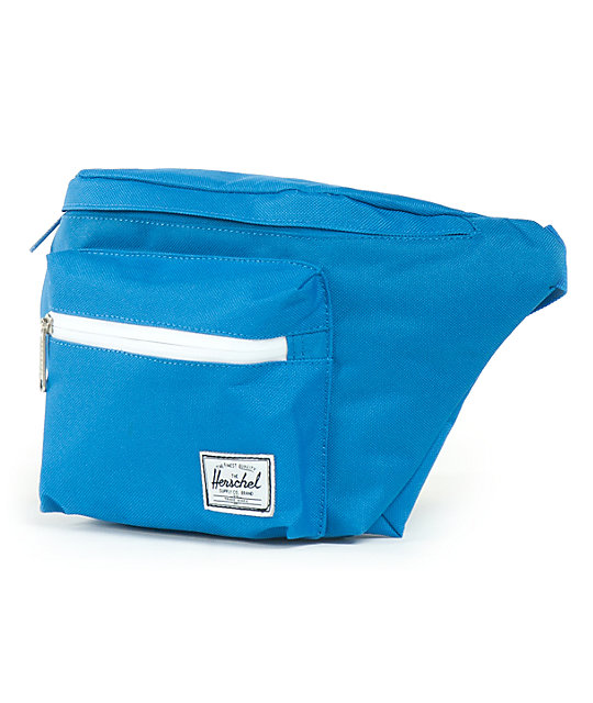 Herschel Supply Co. Seventeen Blue Fanny Pack
