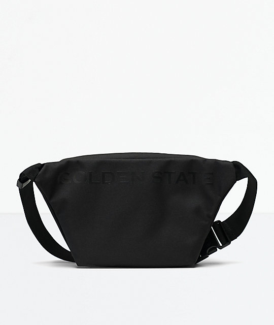 Herschel Supply Co. Seventeen Golden State Black Fanny Pack