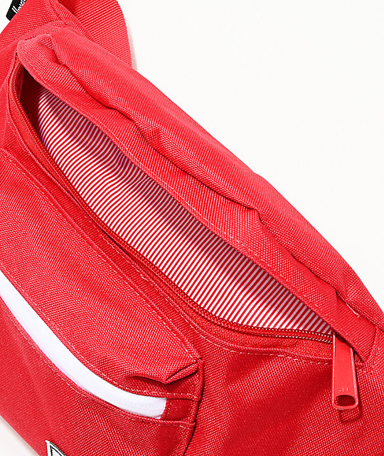 Herschel Supply Co. Seventeen Red Fanny Pack