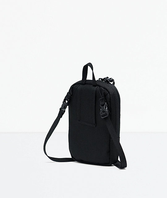 43bb0e75b08 Herschel Supply Co. Sinclair Small 0.5L Black Shoulder Bag