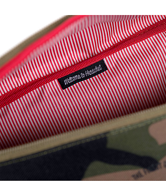 Herschel Supply Co. Sixteen Camo Fanny Pack