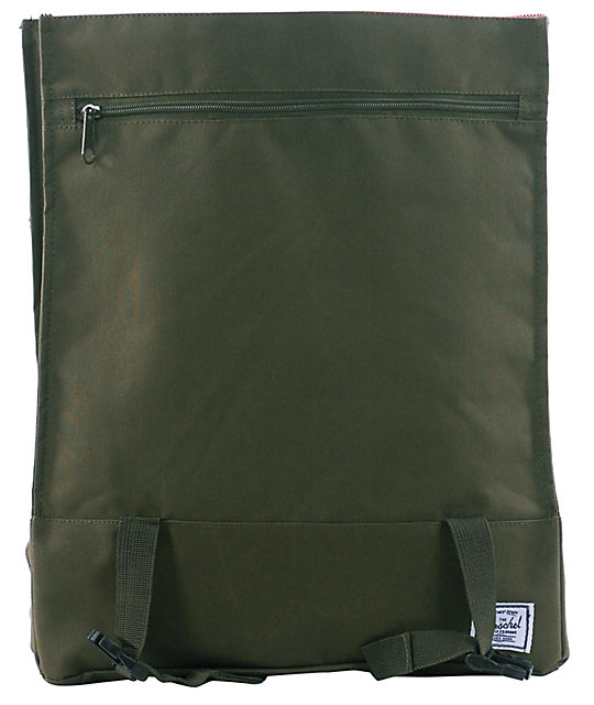 Herschel Supply Co. Survey Olive Backpack