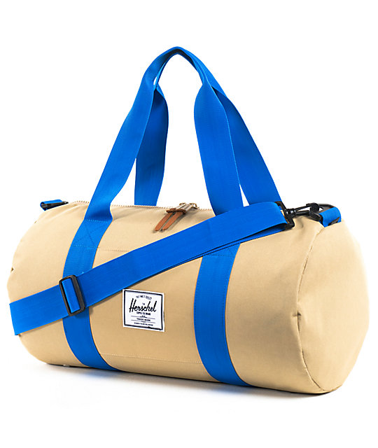Herschel Supply Co. Sutton Mid-Volume Khaki Bag
