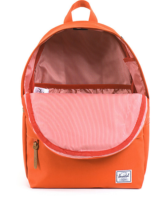 Herschel Supply Co. Sydney Camper Orange Backpack