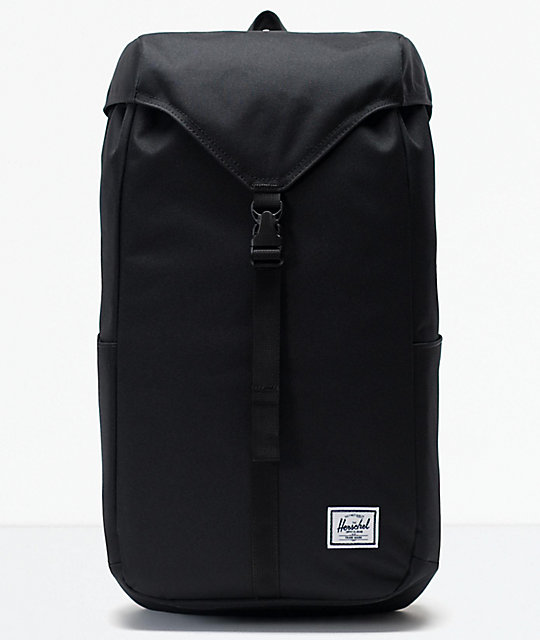 976f2e879069 Herschel Supply Co. Thompson Black Backpack