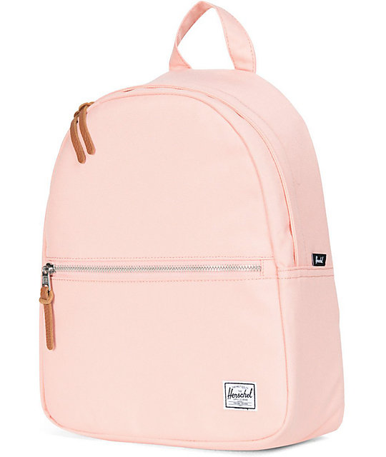 Herschel Supply Co. Town Apricot Blush Mini Backpack