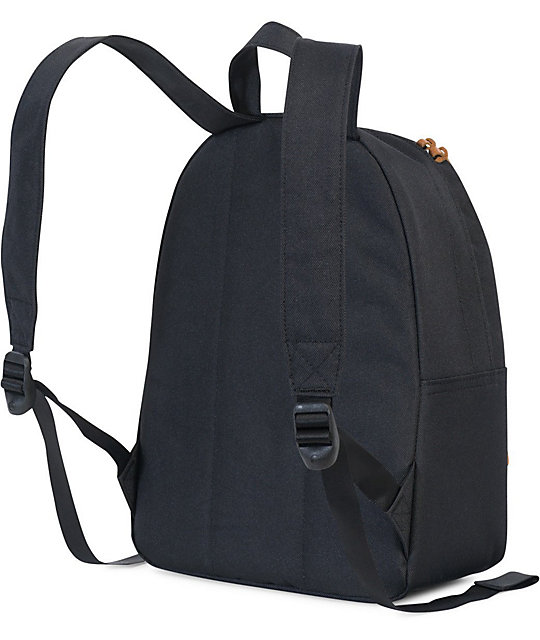 Herschel Supply Co. Town Black Mini Backpack