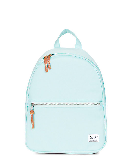 f8152be112512 Herschel Supply Co. Town Womens Blue Tint 9L Backpack