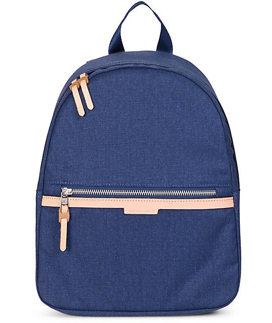 a494b20a4da6f Herschel Supply Co. Town Womens Washed Denim 9L Backpack