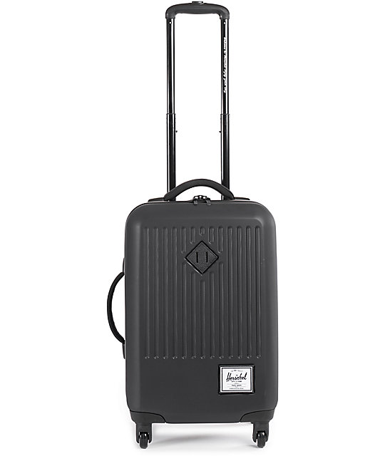 Trade Small Black 44l Hard S Roller Bag