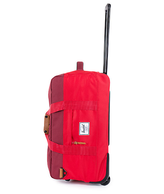 23c9faad3c Wheelie Outfitter 56L Roller Bag  Herschel Supply Co. Wheelie Outfitter 56L Roller  Bag ...