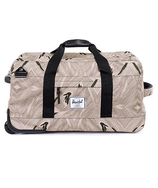 Herschel Supply Co. Wheelie Outfitter 56L Roller Bag   Zumiez d7ba91ef35