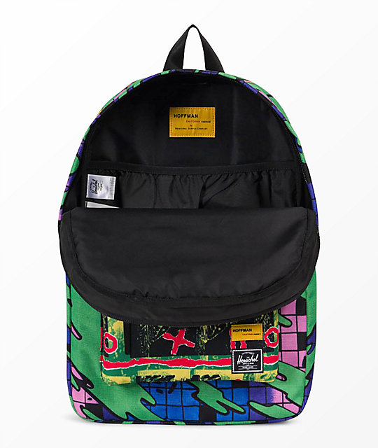 Herschel Supply Co. Winlaw Hoffman Check Surf 22L Backpack