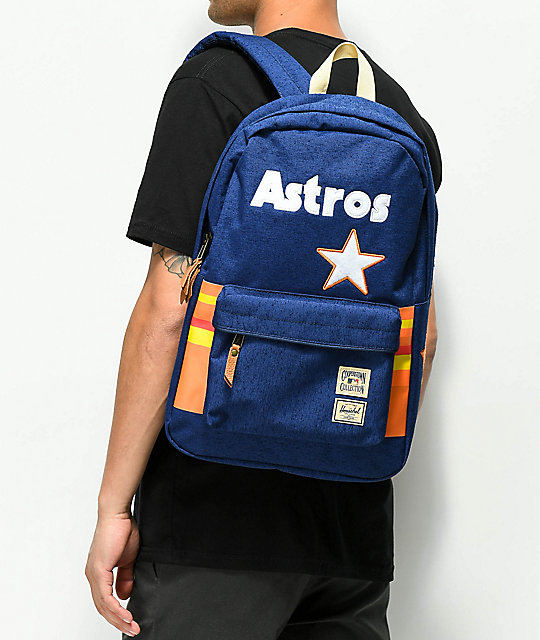 Herschel Supply Co. x Cooperstown Houston Astros mochila