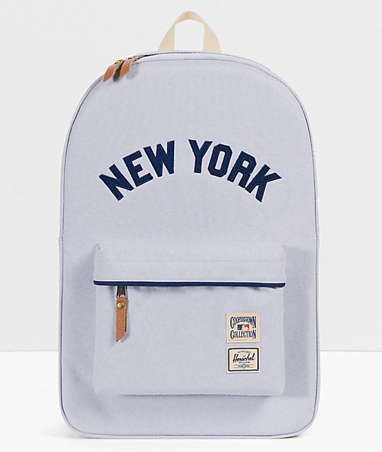 Herschel Supply Co. x Cooperstown New York Yankees Backpack