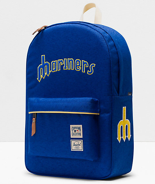 Herschel Supply Co. x Cooperstown Seattle Mariners Backpack