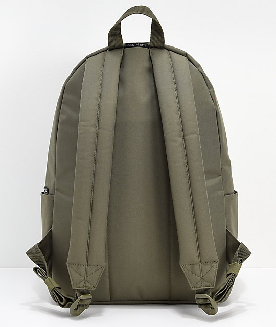 Herschel Supply Co. x Independent Classic XL mochila verde