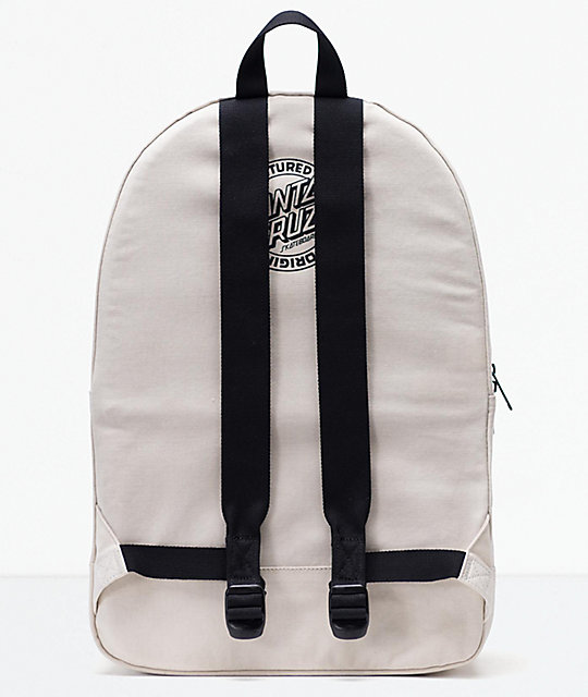 Herschel Supply Co. x Santa Cruz Japanese mochila natural