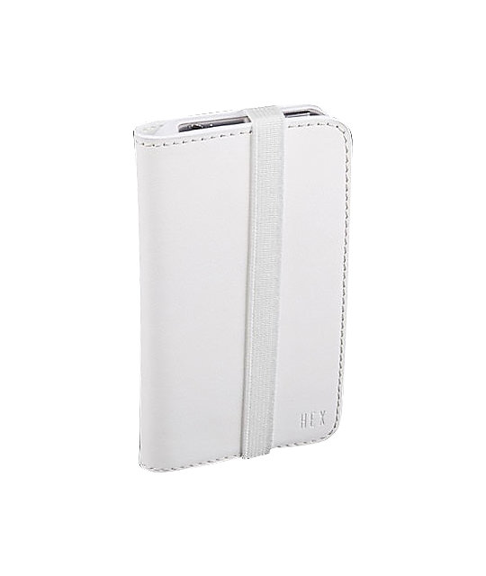 Hex Code White iPhone 4 Case & Wallet