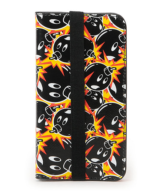 Hex x The Hundreds Axis Adam Bomb iPhone 5 Case
