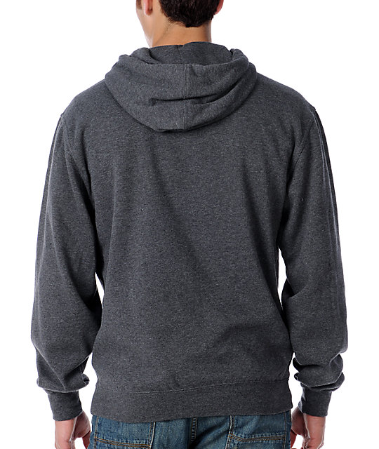 Holden Trick Logo Mens Charcoal Pullover Hoodie