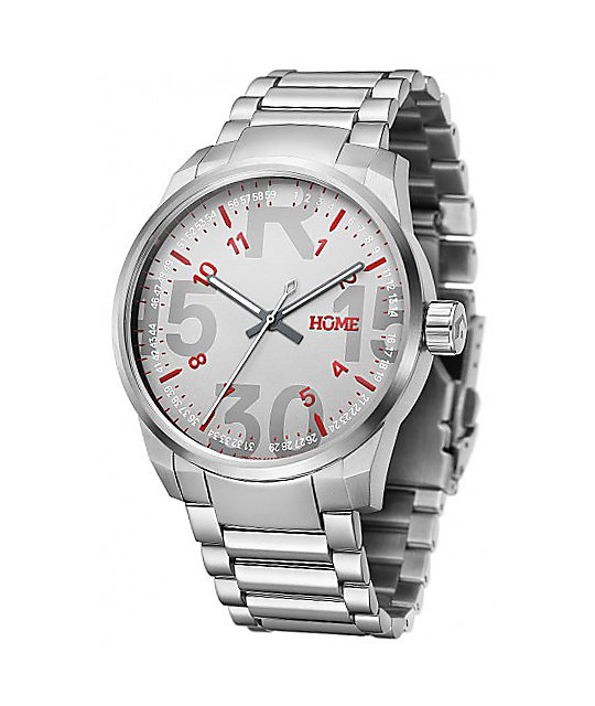 Home R-Class Classic Mirror Swiss Analog Watch