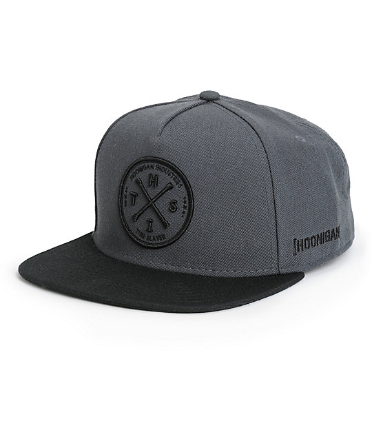 f443edb72 Hoonigan Censor Bar Snapback Hat