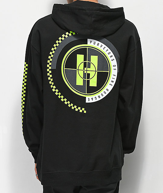 Hoonigan Tested Black Hoodie