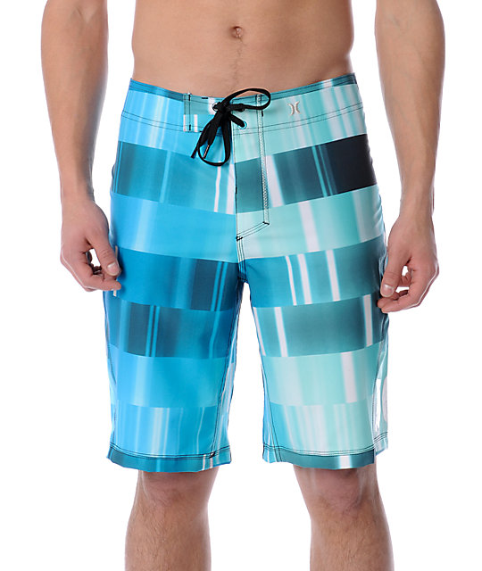 Hurley Galaxy Phantom 60 Blue 21 Board Shorts