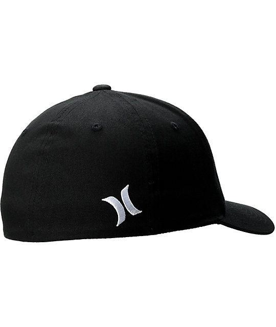 Hurley Incorporate Black Hat