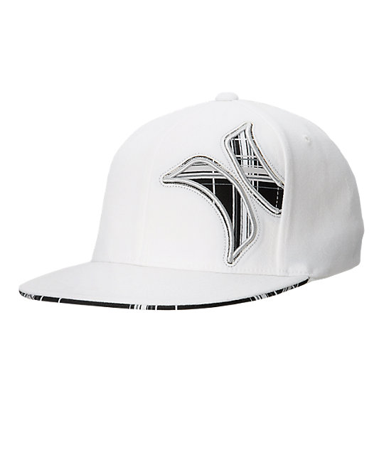 c637df0fd Hurley Norwich White Hat | Zumiez