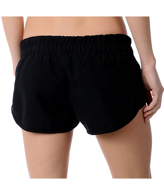 Hurley One & Only 2 Black Board Shorts