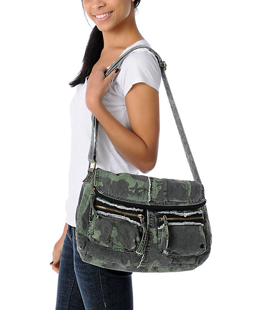 Hurley One & Only Camouflage Bag