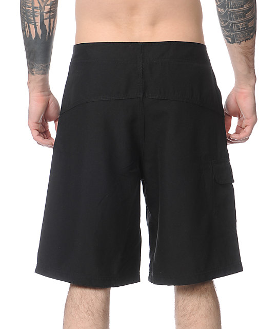Hurley One And Only Black 22 Board Shorts