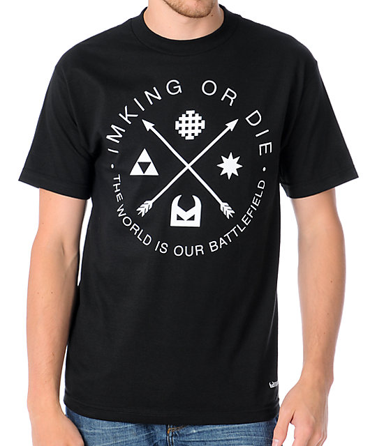 IMKing Havoc Black T-Shirt