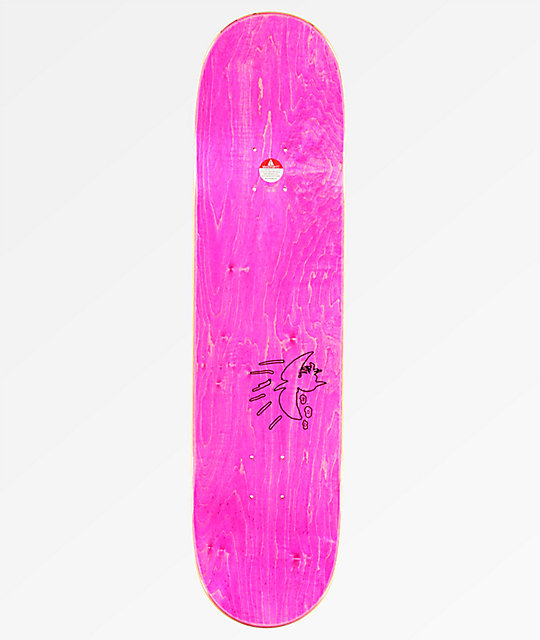"Illegal Civilization Faces Of The Civ 8.0"" Skateboard Deck"