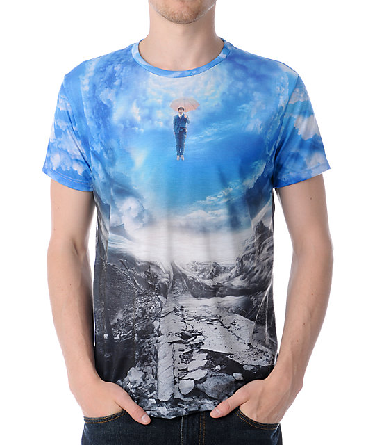 Imaginary Foundation Cloud 9 T-Shirt