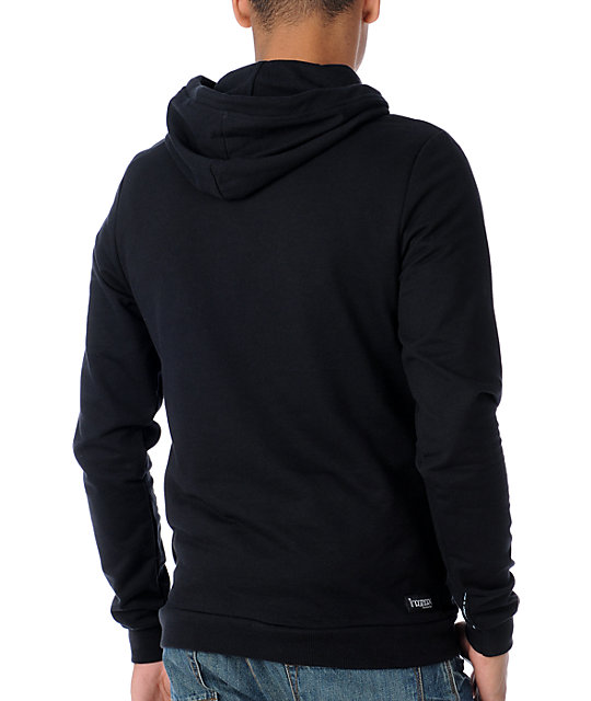 Imaginary Foundation Entrance Black Pullover Hoodie
